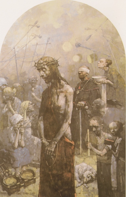 Jerzy Duda Jasna Gora's Via Crucis