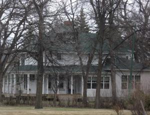 House on Kildonan Drive, Jane's Walk 2014